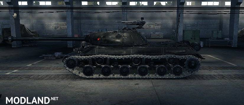 IS-3 Black Edition 1.0 [9.22.0.1]